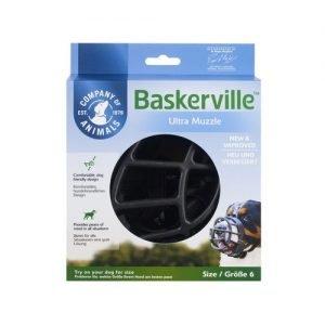 Muilkorf hond Baskerville