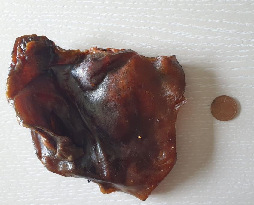 Natuurlijk kauwmateriaal - Paardenkophuid platen